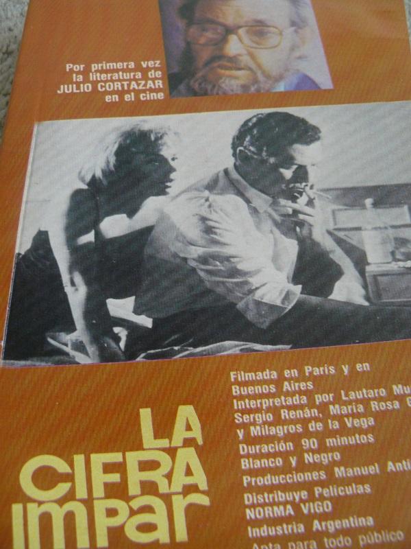 CORTÁZAR Y EL CINE