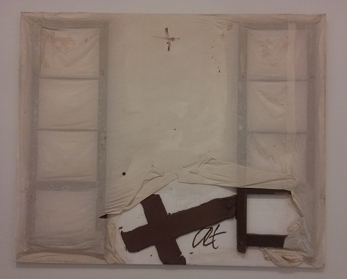 Tàpies from Within. PAMMM (Pérez Art Museum de Miami)