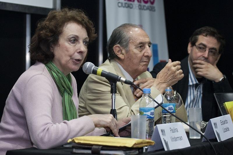 PAULINA VINDERMAN: MÁS ALLÁ DE LA EXPERIMENTACIÓN POÉTICA. LUIS BENÍTEZ