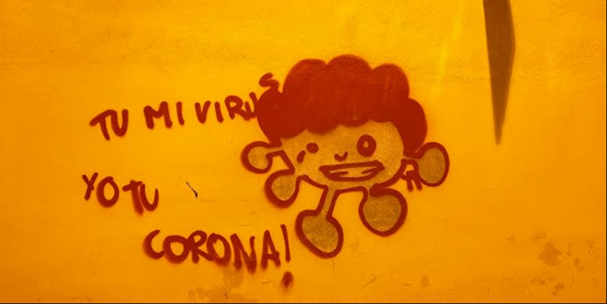 365 DÍAS CORONANDO A UN VIRUS. EDUARD REBOLL