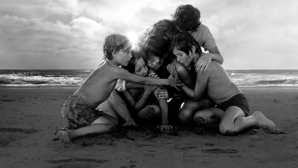 ROMA UN FILM DE ALFONSO CUARÓN.