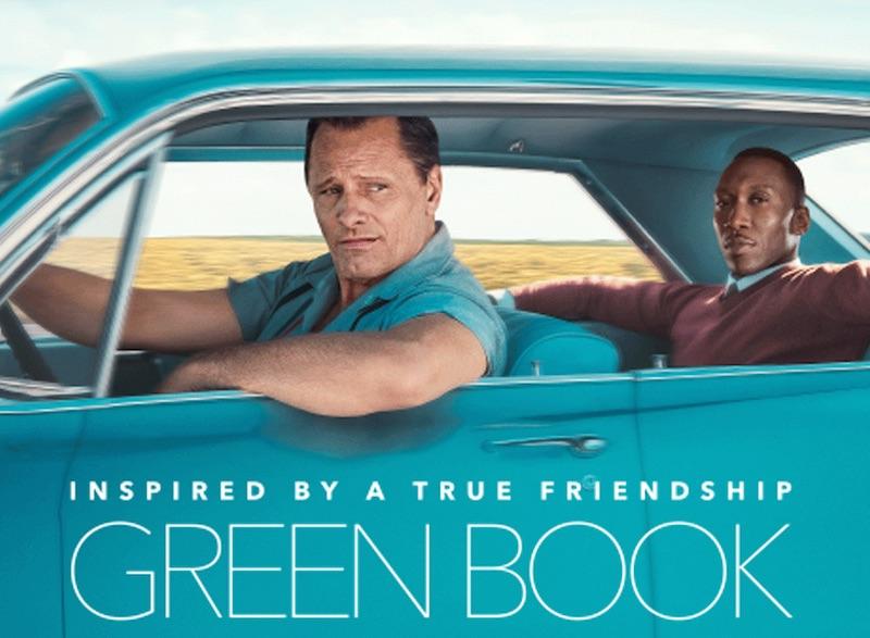 GREEN BOOK. UNA AMISTAD SIN FRONTERAS. UN FILM DE PETER FARELLY.